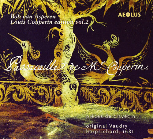 AE10114 Couperin, Louis Passacaille de Mr Couperin