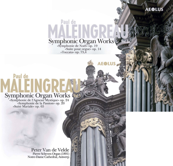 AE80009 Maleingreau, Paul de Paul de Maleingreau bundle
