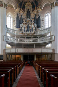 Aeolus produces Super Audio CD on the Zacharias Hildebrandt-organ of the Wenzelskirche in Naumburg